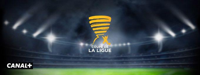 Coupe de la Ligue en Janvier sur CANAL+