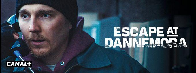 Escape at dannemora en Janvier sur CANAL+