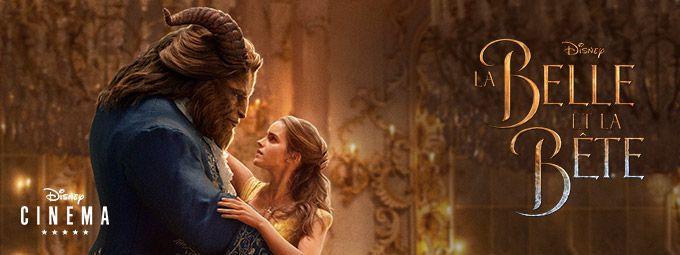 La belle et la bête en Janvier sur Disney Cinéma