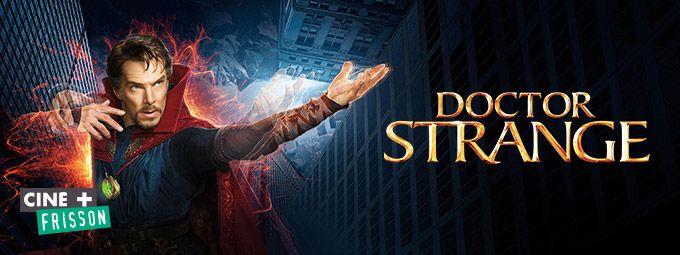 Docteur Strange en décembre sur Ciné+ Frisson