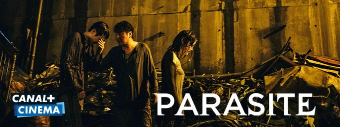 Parasite en Mai sur CANAL+CINEMA