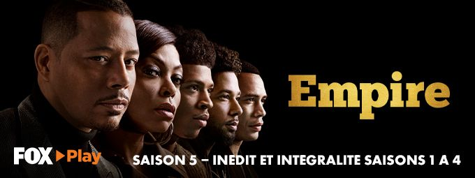 Empire saison 5 - En mai sur Fox Play