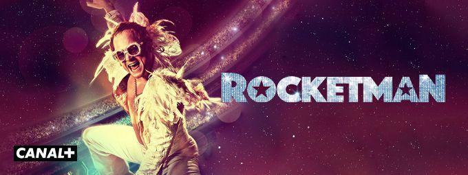 Rocketman - En Mai sur CANAL+