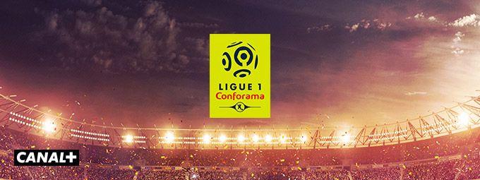 Ligue 1 Conforama en Janvier sur CANAL+