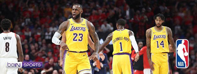 NBA en Janvier sur beINSPORTS