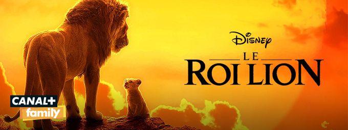 Le Roi Lion - En Mai sur CANAL+FAMILY