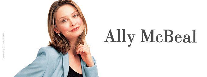 Ally McBeal en décembre sur CANAL+SERIES