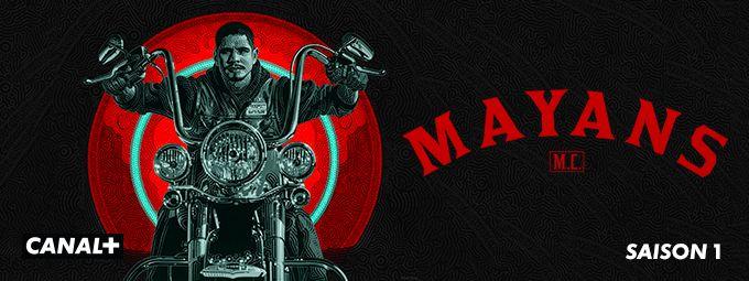 Mayans MC saison 1 cet été sur CANAL+
