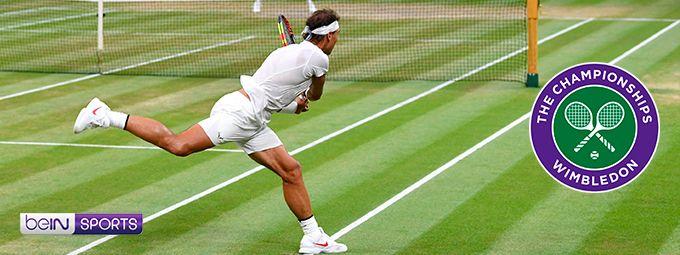 Wimbledon cet été sur beINSPORT