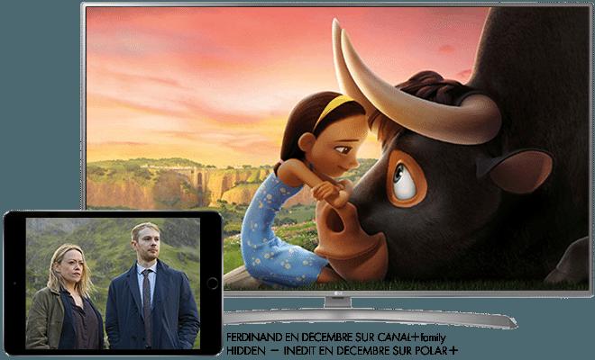 Ferdinand en décembre sur CANAL+ Family / Hidden en décembre sur Polar+