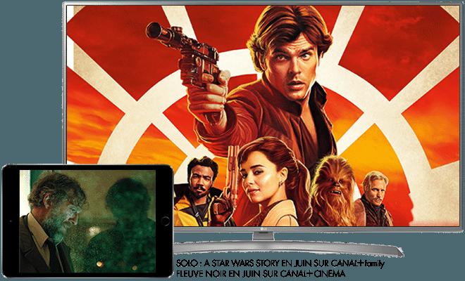 Solo : A star Wars Story sur CANAL+ Cinema / The Handmaid's Tale - La Servante Ecarlate - saison 3  Inédit (OCS)