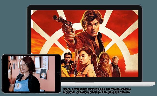 Solo: A Star Wars Story en Juin sur CANAL+CINEMA / The Handmaid's Tale - La Servante Ecarlate - saison 3 (OCS)