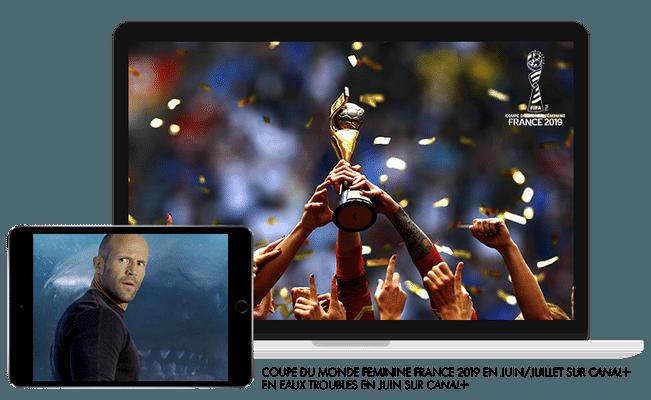 Coupe du Monde féminine 2019 en juin sur CANAL+ / En Eaux Troubles (CANAL+)
