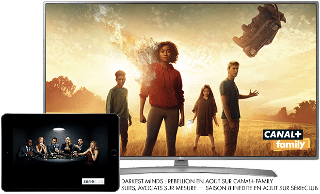 Darkest Minds Rebellion - Cet été sur CANAL+FAMILY / Suits