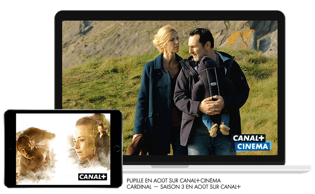 Pupille cet été sur CANAL+CINEMA / Cardinal Saison 1 à 3 cet été sur CANAL+