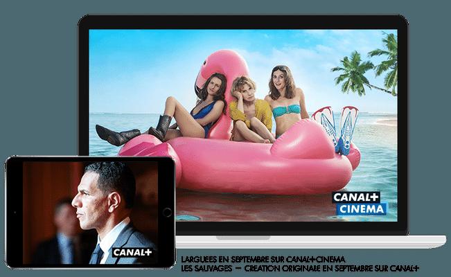 Larguées en Septembre sur CANAL+CINEMA / Les Sauvages en septembre sur CANAL+