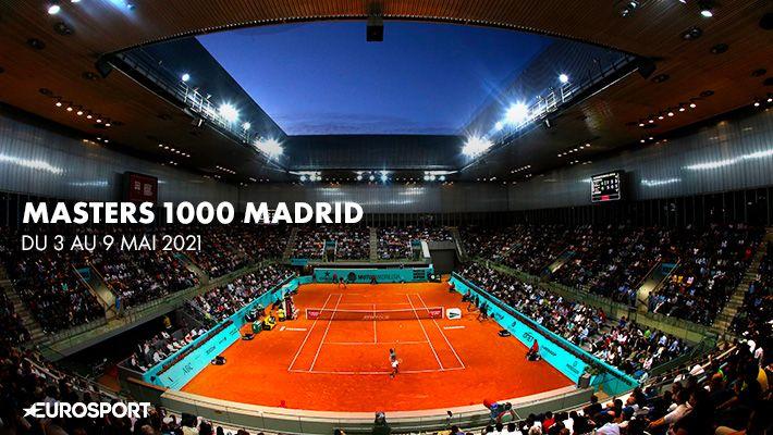 Masters 1000 Madrid EUROSPORT