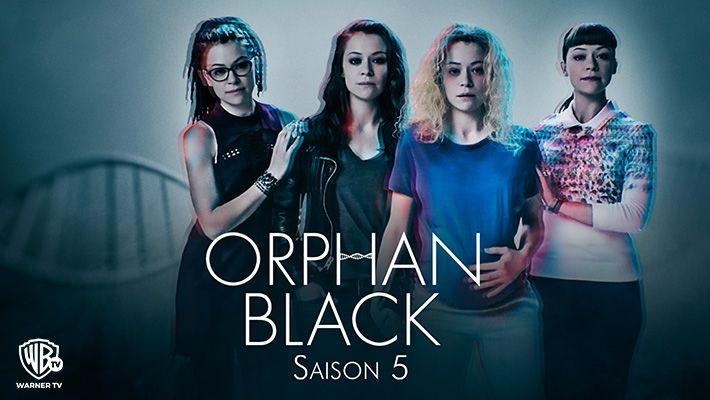 Orphan Black saison 5 sur Warner tv