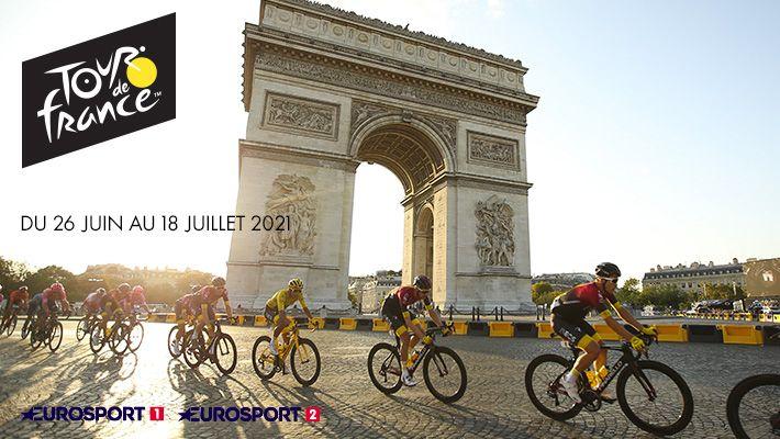 Tour de france du 26 juin au juillet 2021