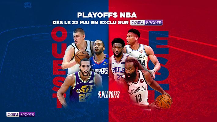 PLAYOFF NBA dès le 22 mai sur beINSPORTS