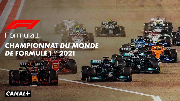 Formula 1 sur CANAL+