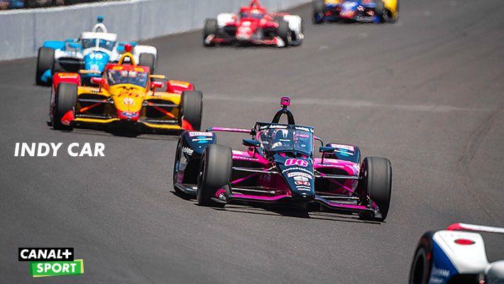 Indy Car sur CANAL+SPORT