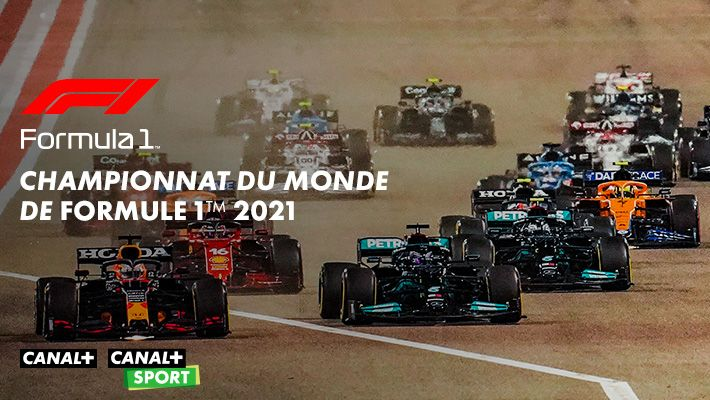 Formula 1 sur CANAL+ et CANAL+SPORT