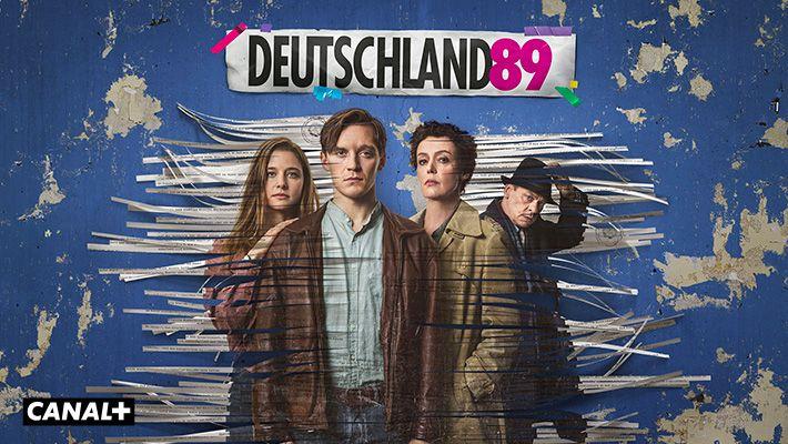 Deutschland 89 sur CANAL+