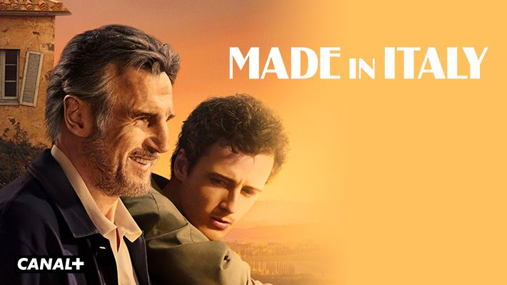 Made in Italy sur CANAL+