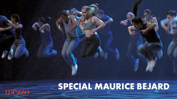 SPECIAL MAURICE BEJARD MEZZO