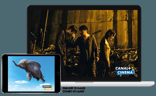Parasite - En mars sur CANAL+CINEMA / Dumbo - En mars sur CANAL+Family