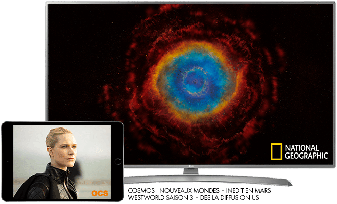 Cosmos : Nouveaux Mondes - Inédit - En mars sur National Geographic / Cosmos : Nouveaux Mondes - Inédit - En mars sur National Geographic