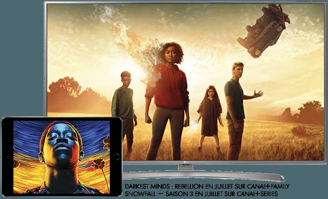 Darkest Minds Rebellion - Cet été sur CANAL+FAMILY / Snowfall - Saison 3 en Juillet sur CANAL+SERIES