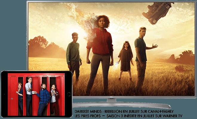 Darkest Minds Rebellion - Cet été sur CANAL+FAMILY / Les pires profs - Saison 3 Inédite en Juillet sur Warner TV