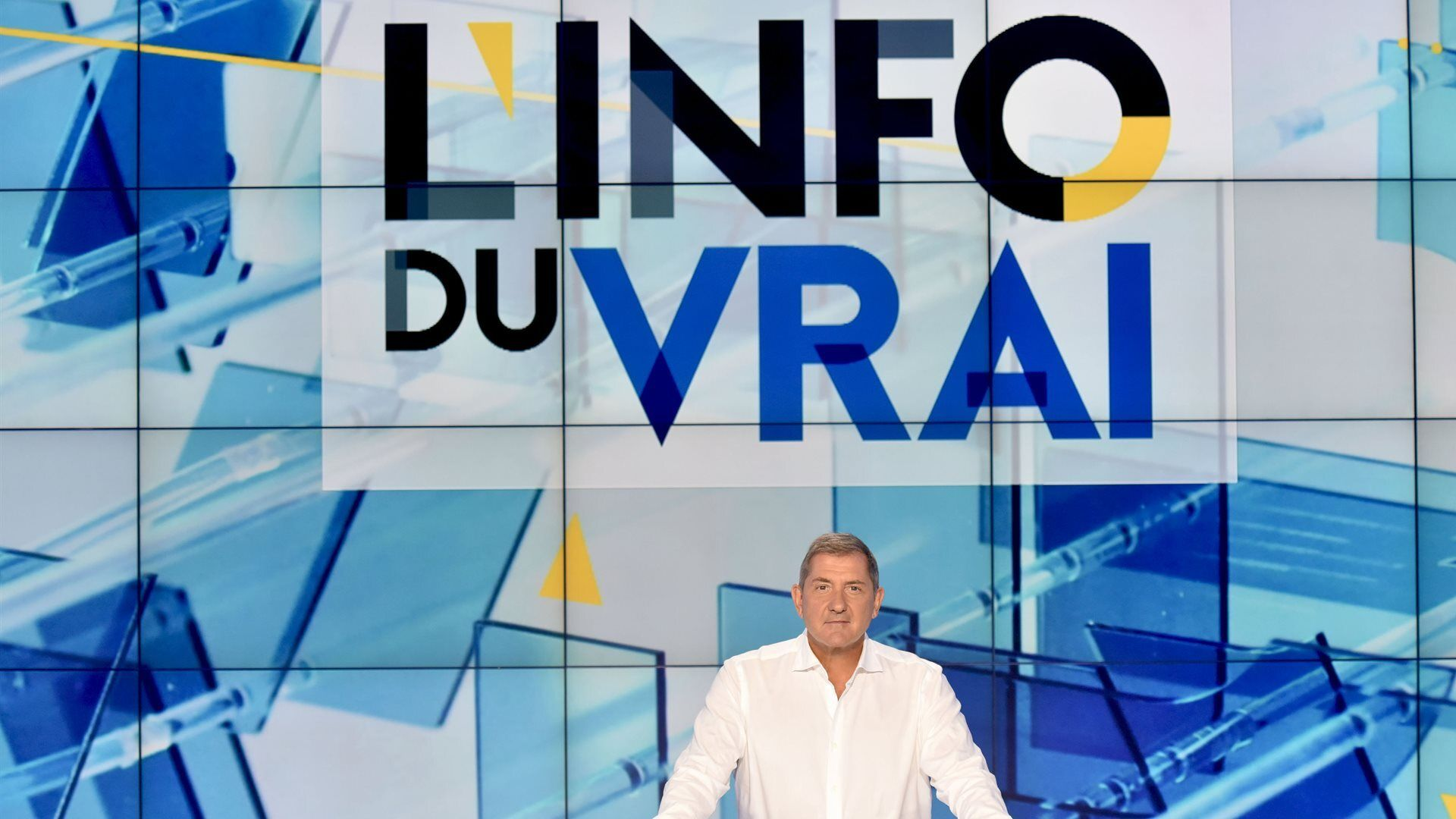 Rediffusion L'info du vrai en streaming