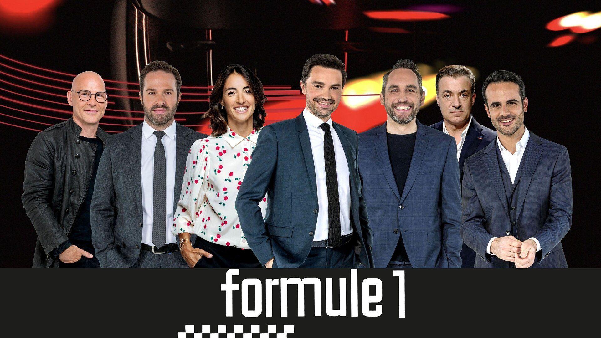 Formula one, le mag du 23/05