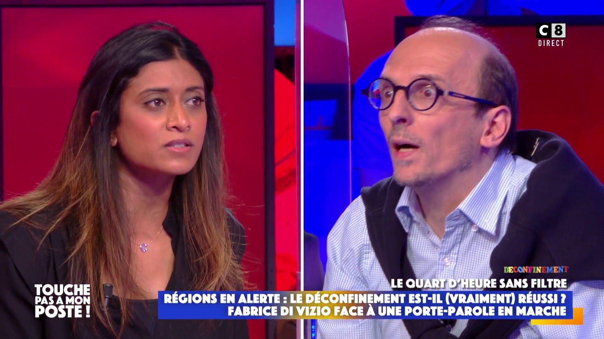 Replay TPMP «Vous avez méprisé les soignants !» : Fabrice Di Vizio face à Prisca Thévenot, porte-parole LREM