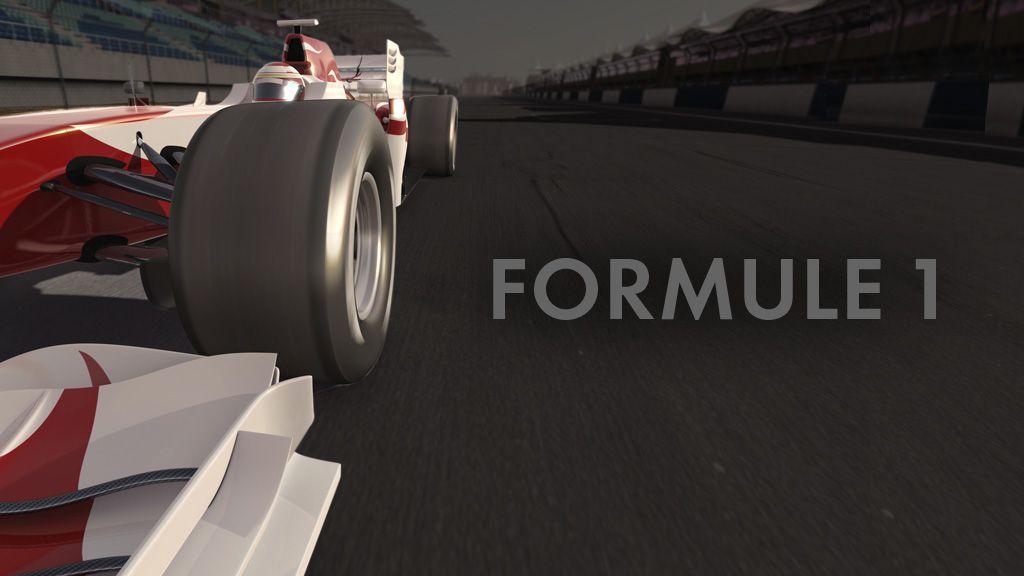Formula one, le mag du 05/09