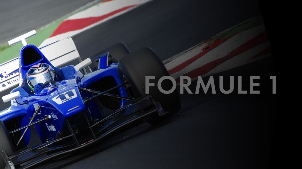 Formula one, le mag du 12/09