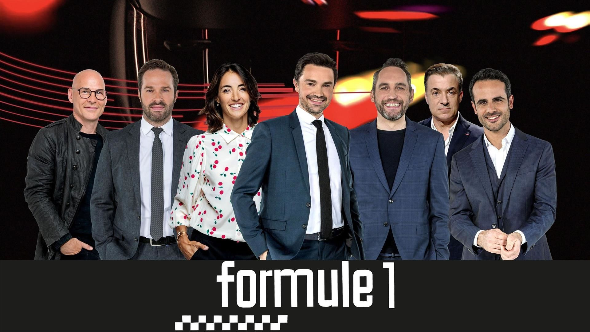 Formula one, le mag en streaming