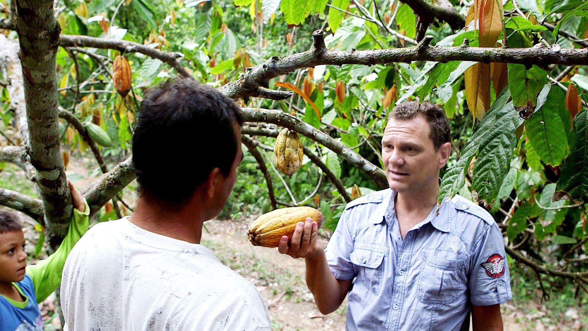 Fred Chesneau en Colombie