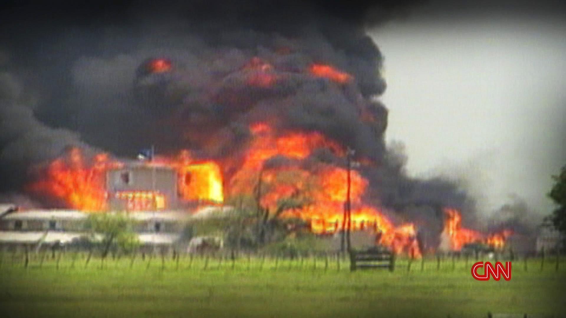 La tragédie de Waco