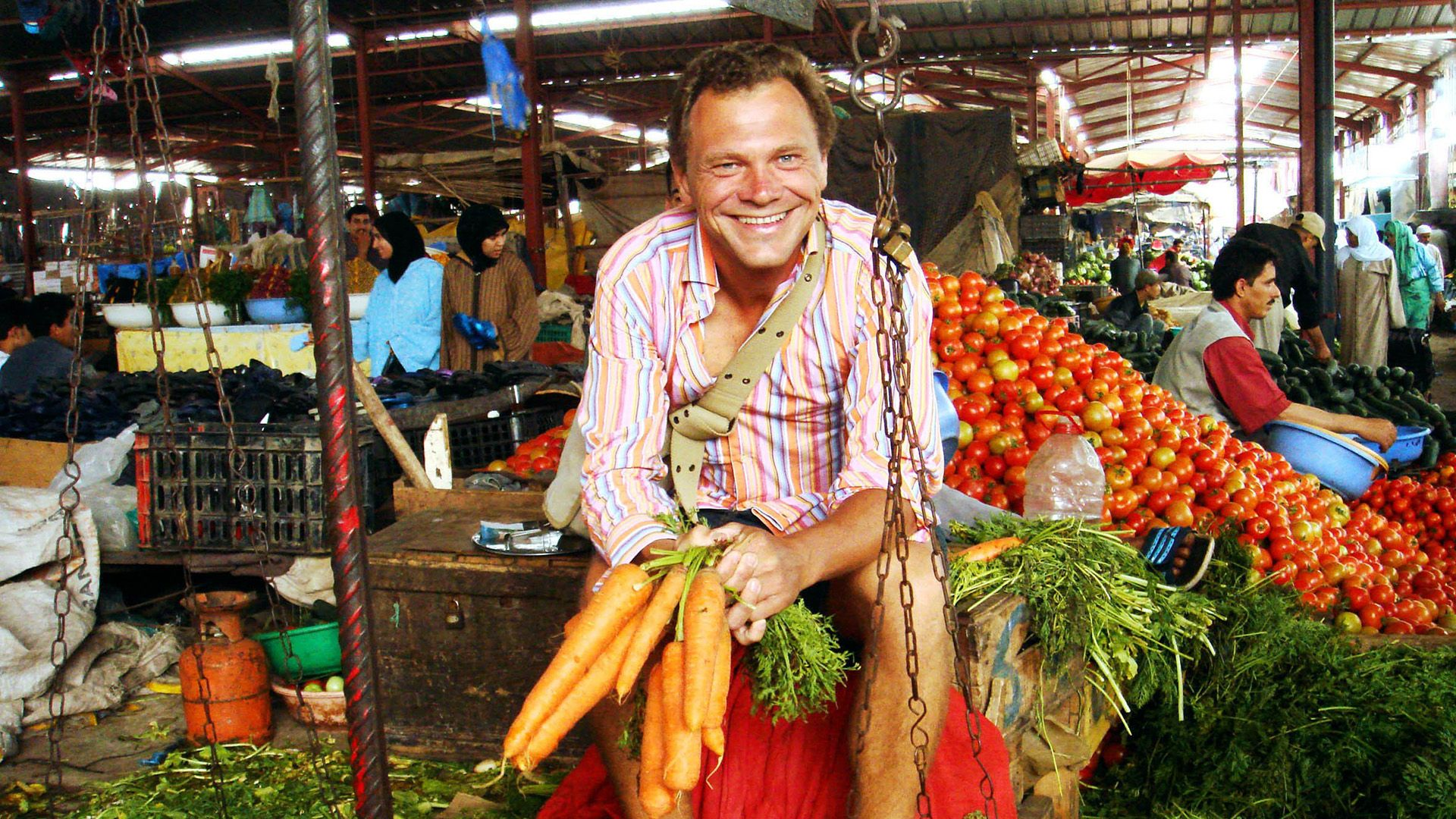 Fred Chesneau au Maroc