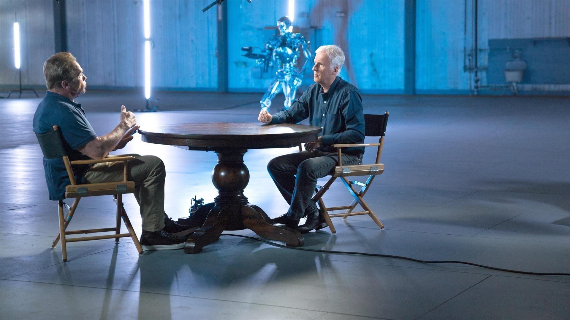L'histoire de la science-fiction avec James Cameron : Les machines intelligentes