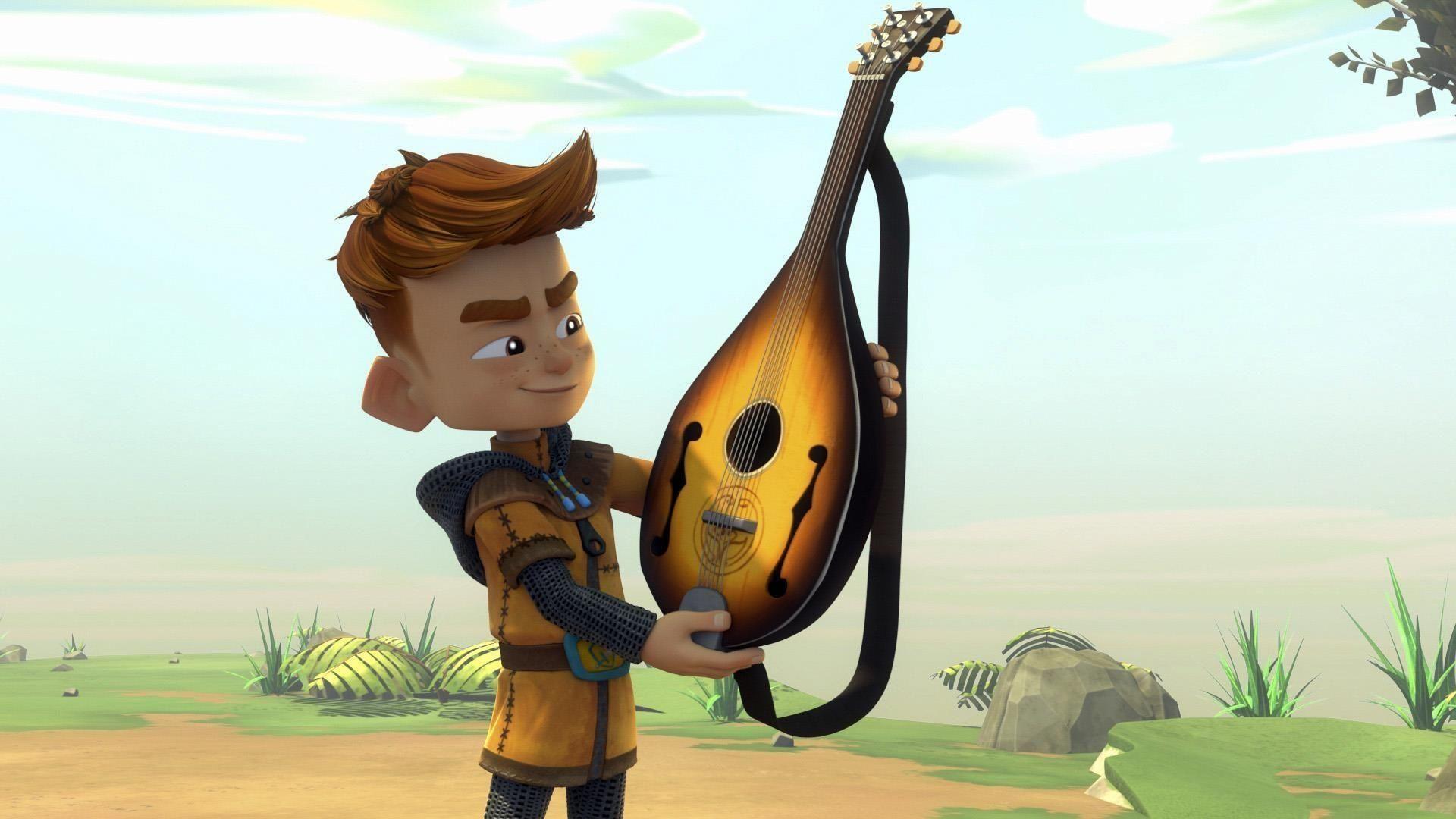 Maléfique mandoline