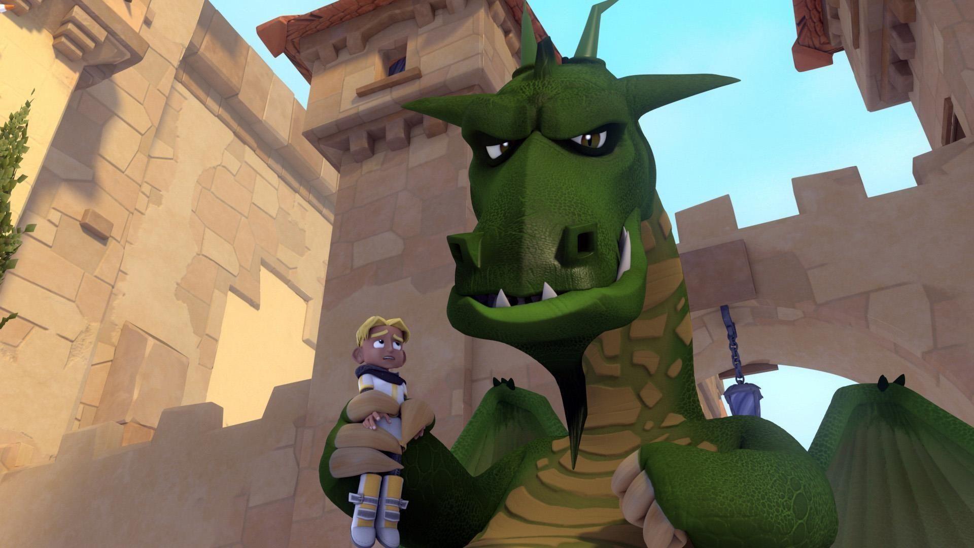 Le chevaucheur du dragon