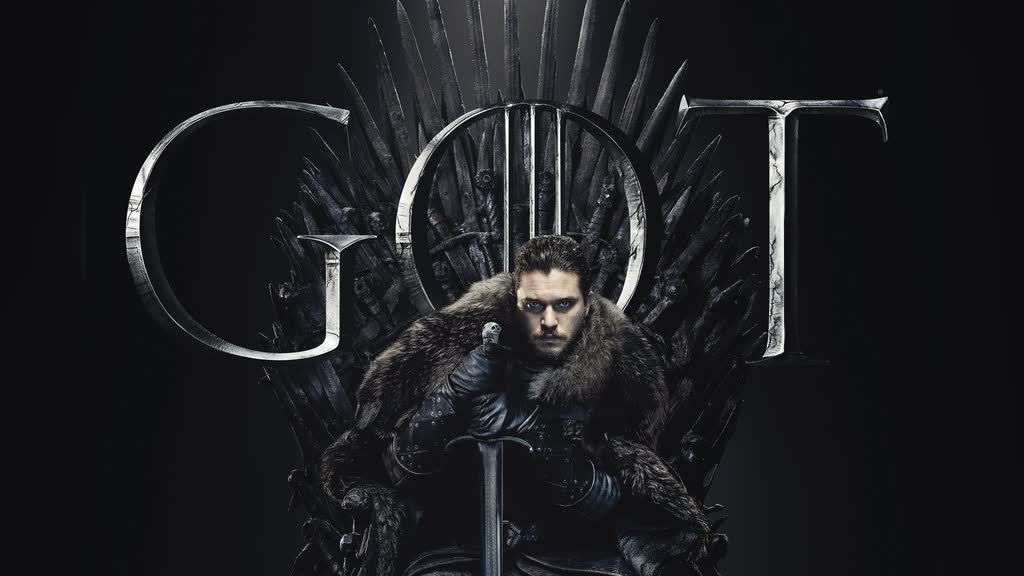 Kit Harington : Game of Thrones S8