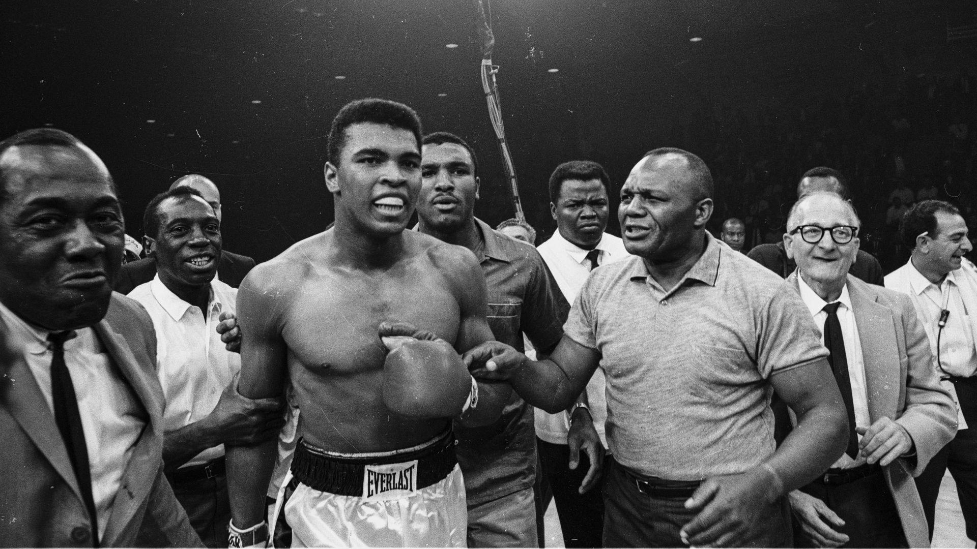 What's My Name : Muhammad Ali