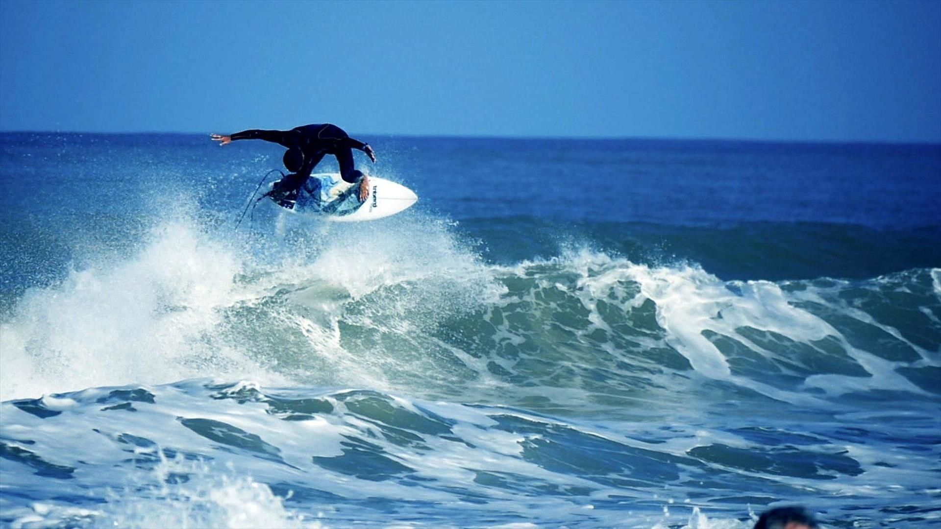 Passion sport extrême : Eat.sleep.surf #1