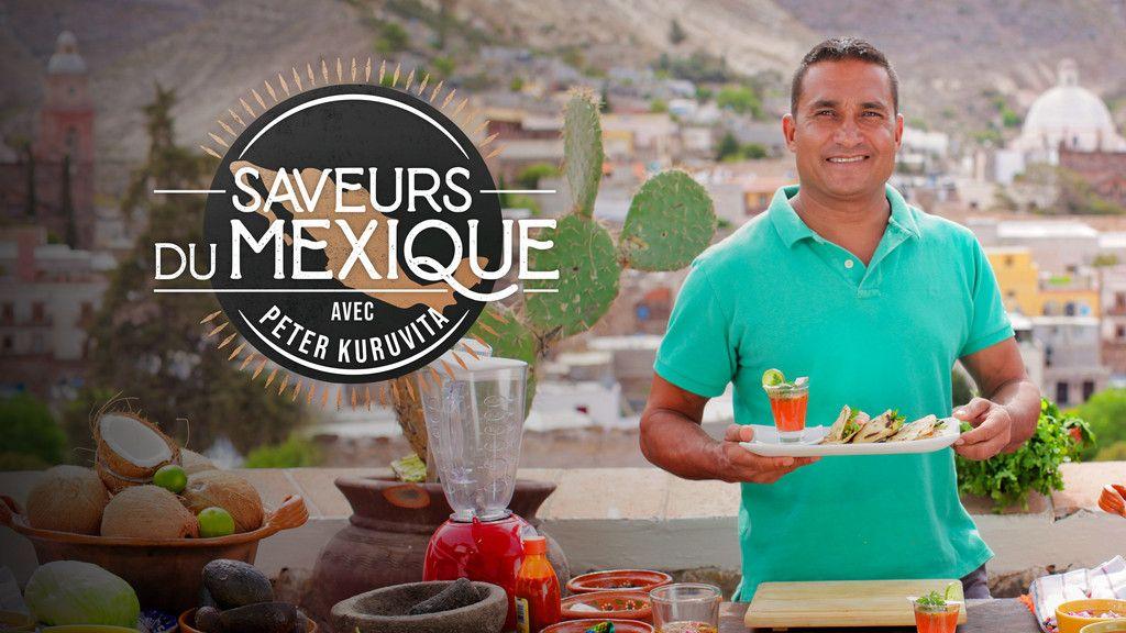 Tacos de poisson et ceviche de pétoncles